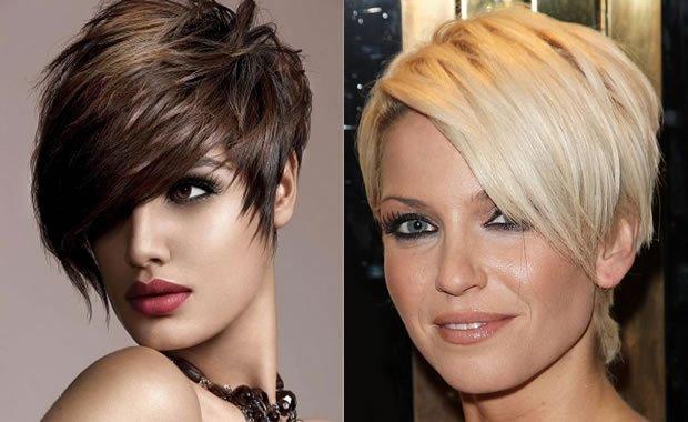 Taglio capelli corti 2015 donne foto